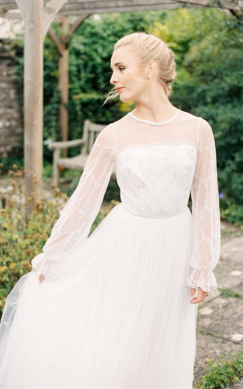 The Secret Garden | Vintage Wedding Style