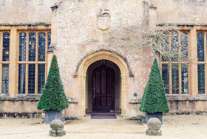 Dillington House Wedding
