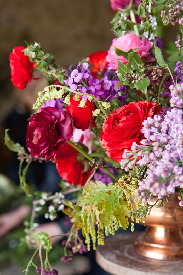 Liz Baker Photography fine art floral design