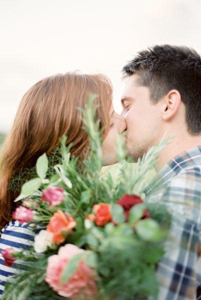 Romantic couple session