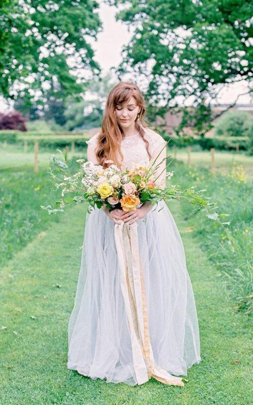 Natural & Elegant Wedding Photography   Midelney Manor