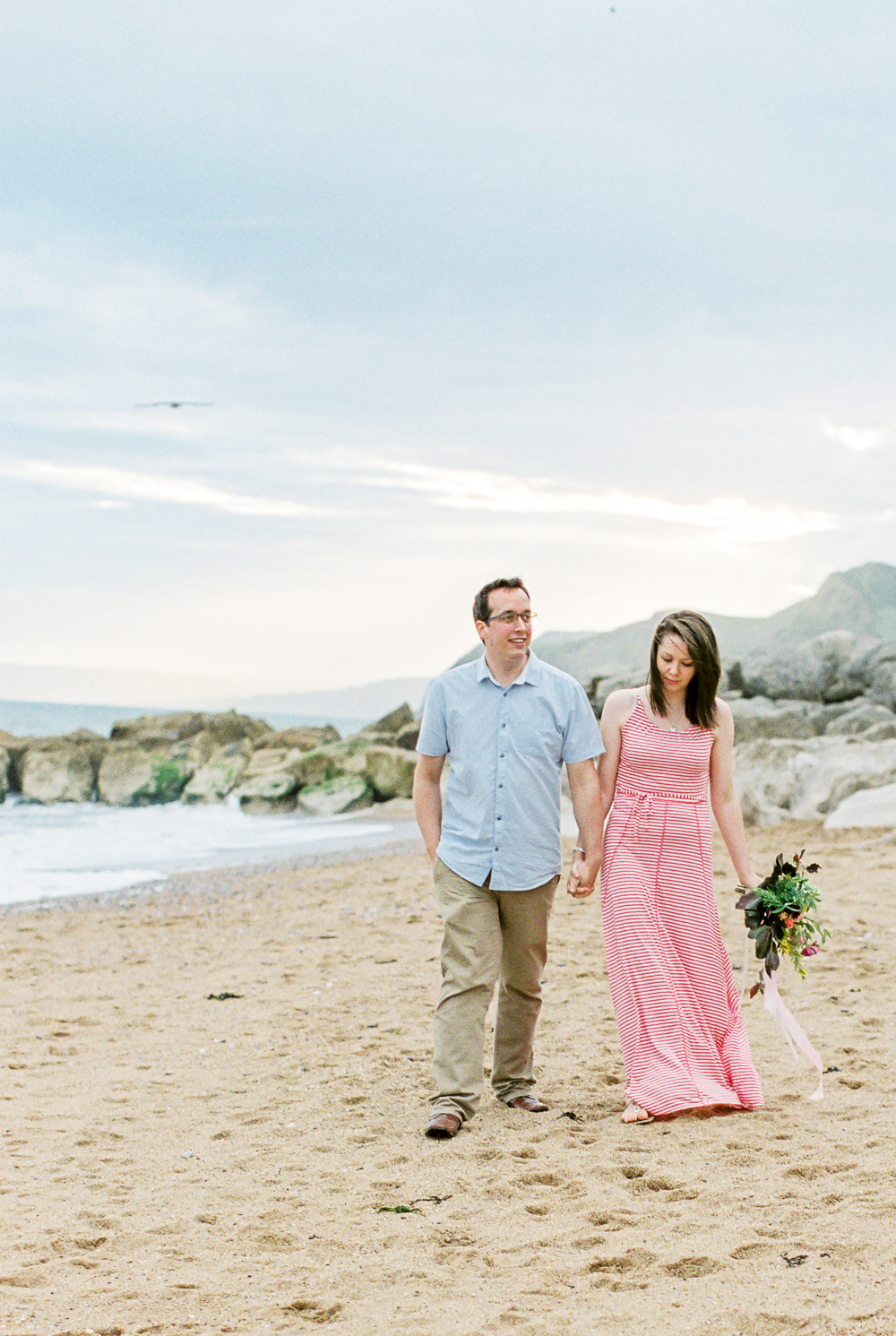Anniversary Session | West Dorset Coast